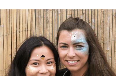 Glittermeisjes