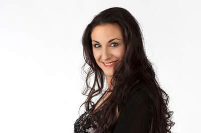 Sängerin Heida Lehndorfer