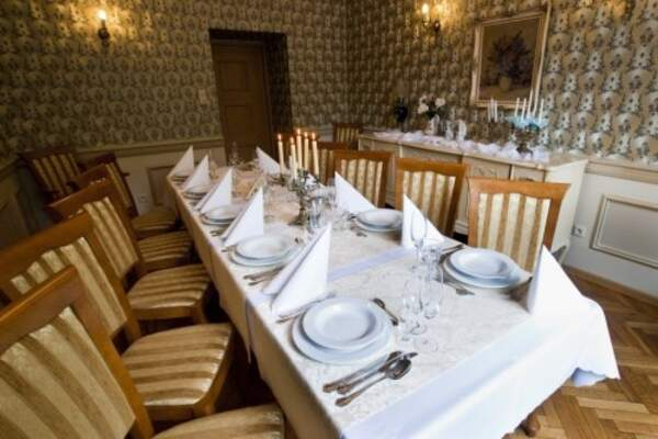 Restauracja Villa Młynówka
