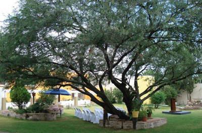 Jardín Quinta San Ignacio