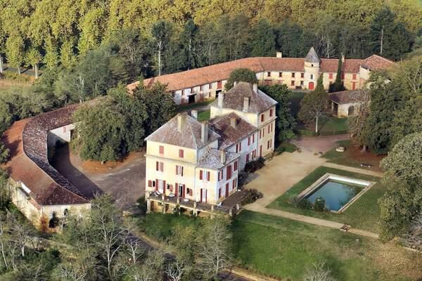 Chateau de Castex d'Armagnac