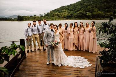 As Casamenteiras da Praia do Rosa