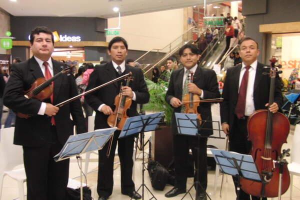 Grupo Musical Orfeón