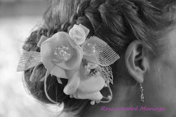 Rose Poudré Mariage
