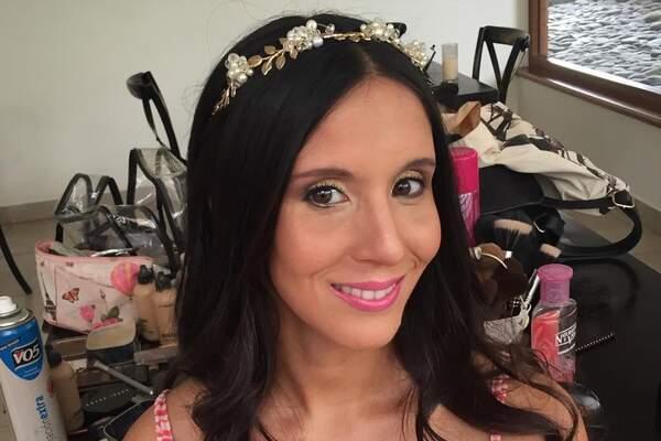 Paulina Yunis Make Up
