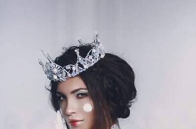 Короны и диадемы Феевой Ксении