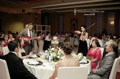 Violín eventos y bodas
