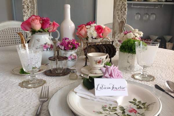 Leticia Tenorio Wedding & Party Planner