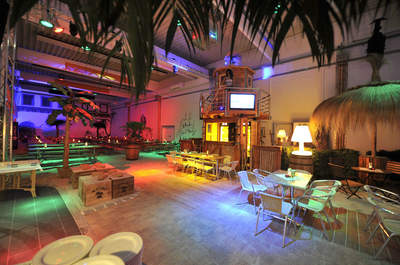 Gestrandet - Indoor Beachclub Augsburg