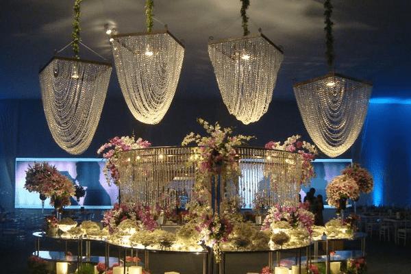 Bem-Me-Quer Ornamentação Floral
