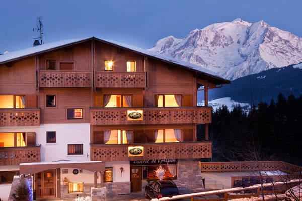 Châlet Hôtel Alpen Valley
