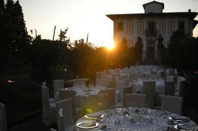 Ristorante la Limonaia di Villa Rospigliosi