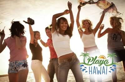 Playa Hawai - Despedida de soltera