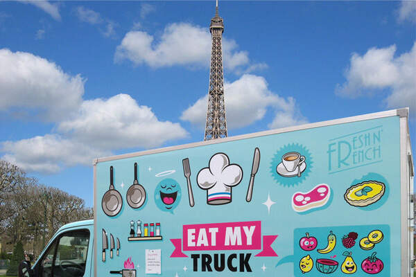 Eat My Truck - Le Hot Dog Gastronomique