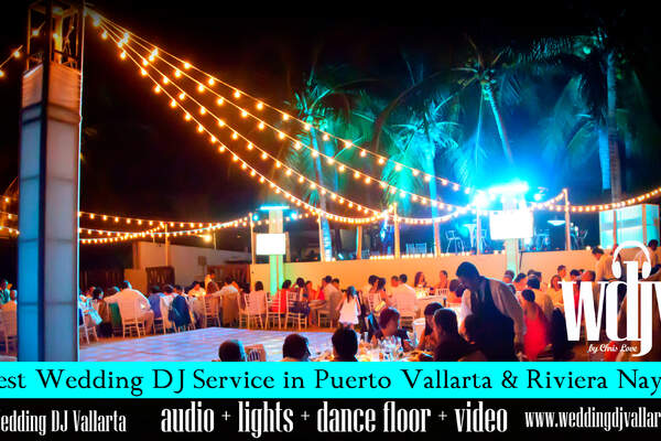 Wedding DJ Vallarta