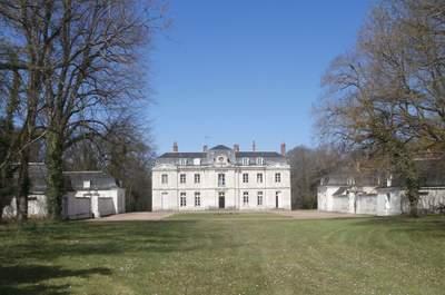 Chateau de Saint Senoch - Varennes (37)