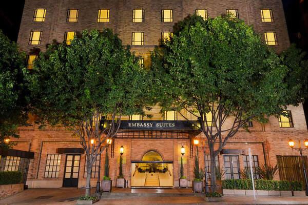 El Hotel Embassy Suites - Bogotá