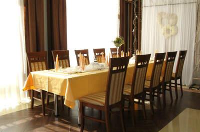 Bed & Breakfast i Restauracja Sezam