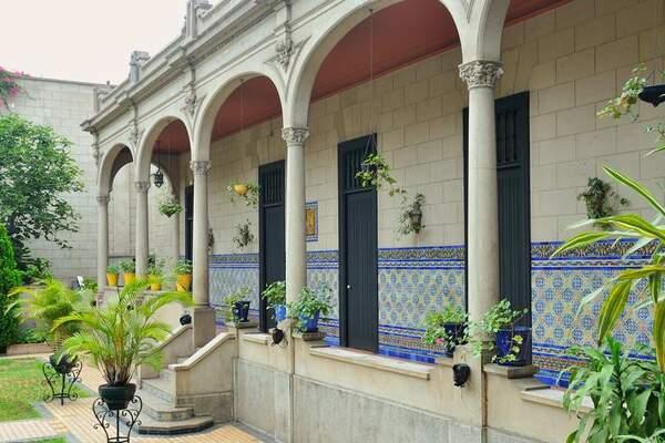 Casa García Alvarado