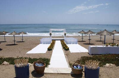 Mojácar Beach Weddings