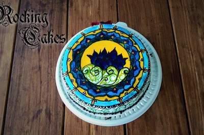 Tortas y Pasteles Rocking Cakes