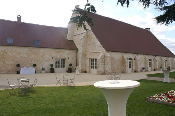Domaines pour mariage oise 60 for Grange oise