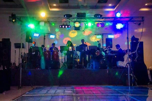Blue Rose Band México