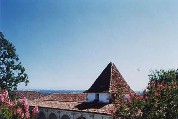 Château de Gaujacq