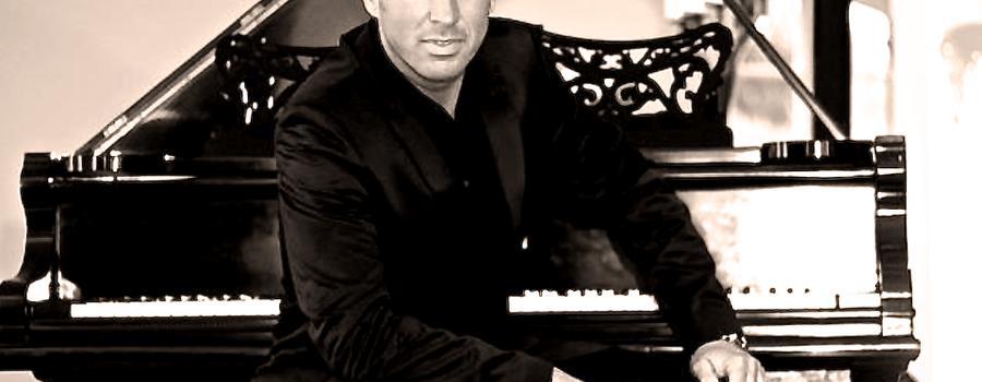 Beispiel: Kaspar Schumacher, Foto: DJ & Sänger Kaspar Schumacher.