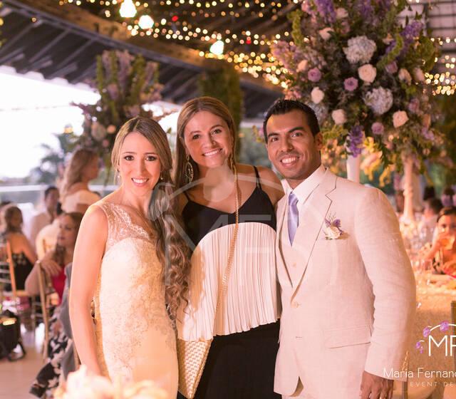 María Fernanda Sánchez - Wedding Planner & Floral Designer
