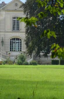 L'arrivée - Château Bouret