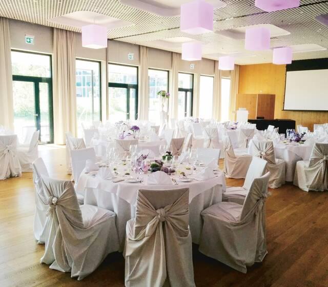 Hochzeitsfeier Bankett