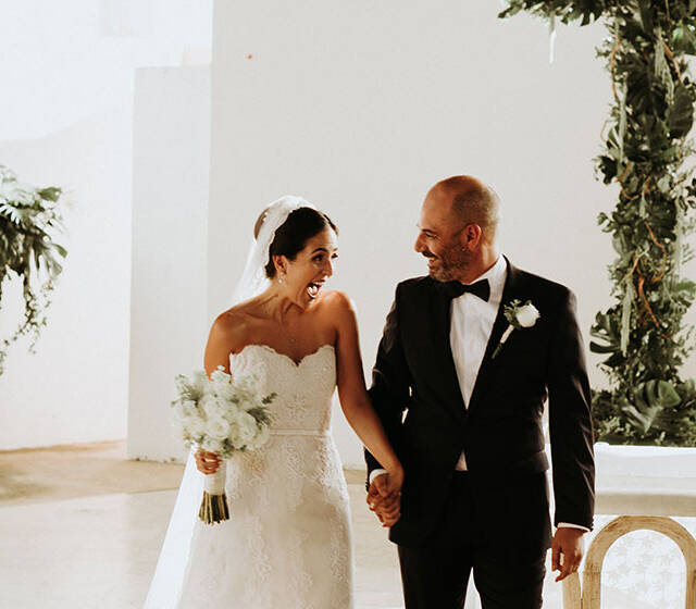 Alejandra Mutio & CO. Cancún Boutique Weddings