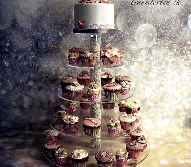 Cupcakestower