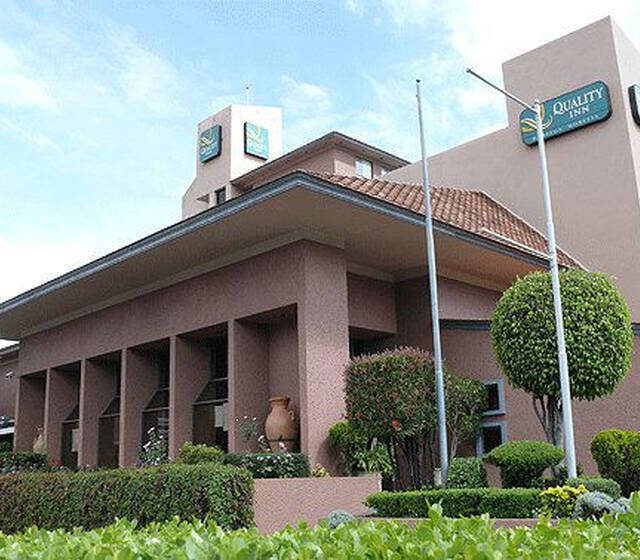Quality Inn Horizon en Morelia Michoacán