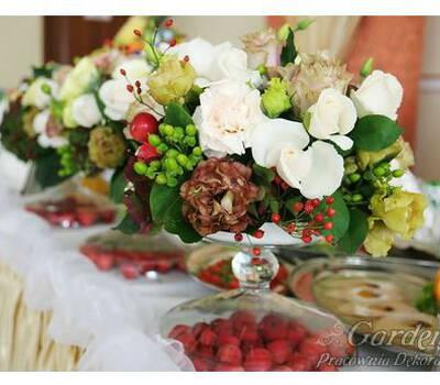 Gardenia, Pracownia dekoratorska
