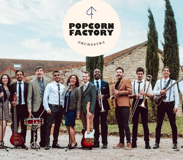 bf97adacc1f6e Popcorn Factory Orchestra - Avis