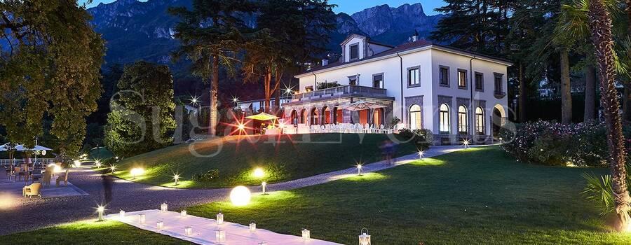 Villa notte