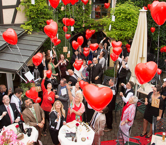 Landhaus Alte Scheune | Hochzeit