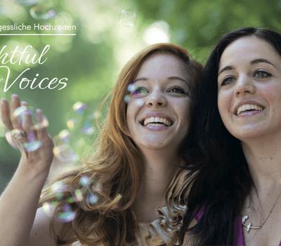 Beispiel: Delightful Voices, Foto: Delightful Voices.