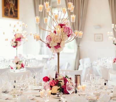 Hochzeitsdekoration Hochzeitsorganisation von Prime Moments - Foto: Peaches & Mint