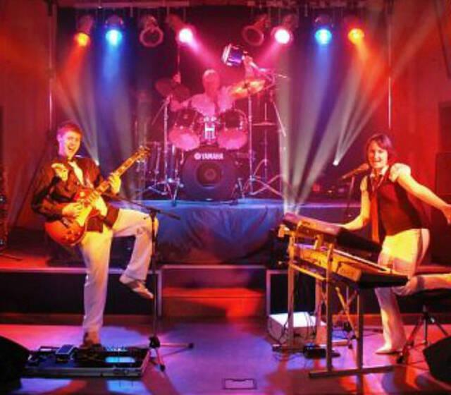 Beispiel: Auftritt, Foto: Trio B.