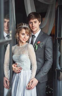 """свадьба Александры и Евгения """"Crystal Fairy"""""""