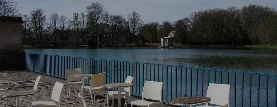 L'Orangerie du château de Fontainebleau