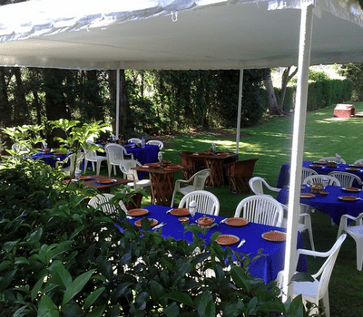 Hotel para banquete de bodas y hospedaje en Pátzcuaro - Foto Lago Sol