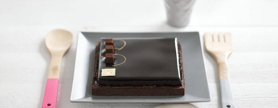 Pâtisserie Gilg : La Tarte au Chocolat