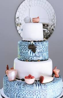 Cake Design by Annie Koné