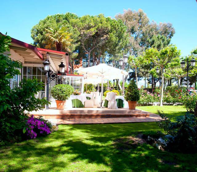 El Jardin Del Mesonero Opiniones Fotos Y Telefono