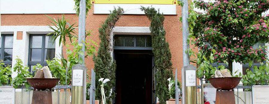 Beispiel: Außenansicht, Foto: Vineria Nürnberg.