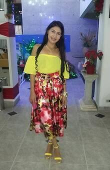 Claudia Rodríguez Diseñadora de Modas